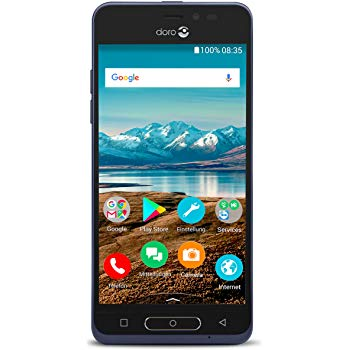 Doro 8035 16GB Blue