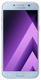Samsung Galaxy A3 2017 16GB Blue_1